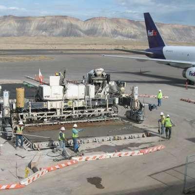 GJT East Terminal Apron