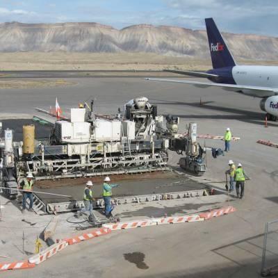 GJT East Terminal Apron 1