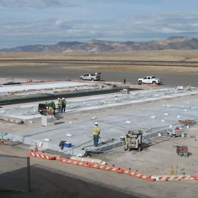 GJT East Terminal Apron 2