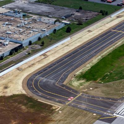 HSV Taxiway Charlie Improvements 0