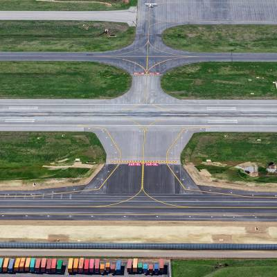 HSV Taxiway Charlie Improvements 1