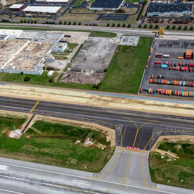 HSV Taxiway Charlie Improvements 2