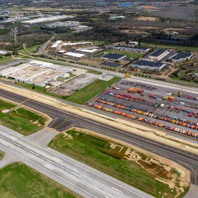 HSV Taxiway Charlie Improvements 3