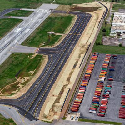HSV Taxiway Charlie Improvements 4