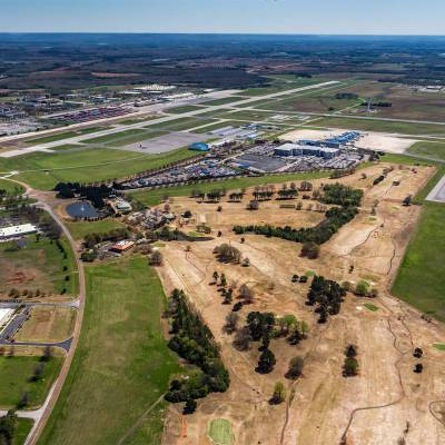 HSV Taxiway Charlie Improvements 6