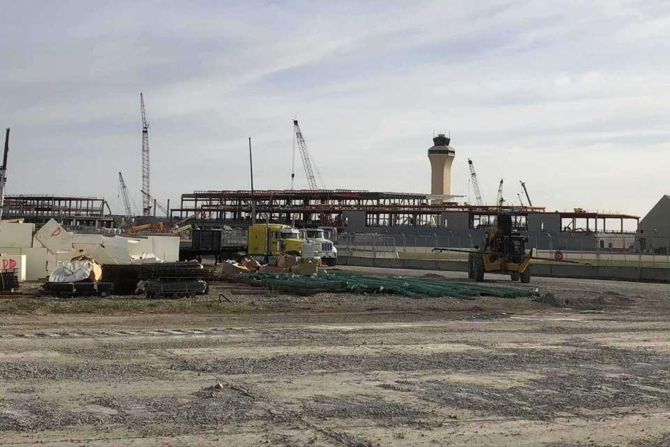 KCI New Terminal Airside Design 2