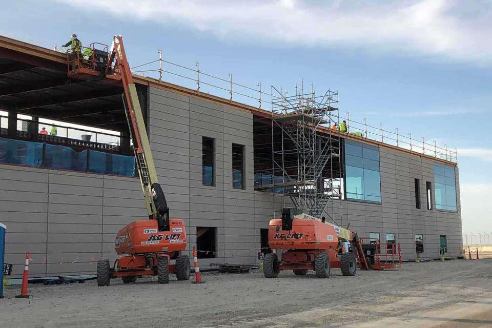 KCI New Terminal Airside Design 7