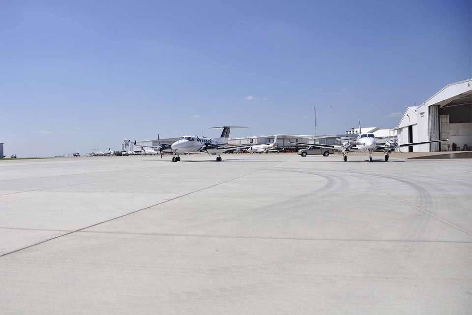 Meacham International Airport2