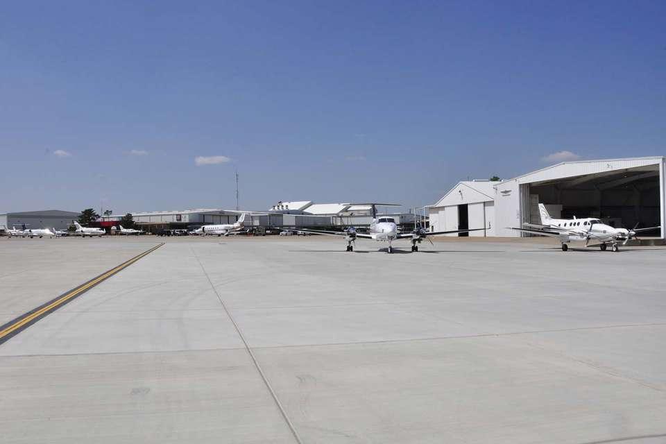 Meacham International Airport4