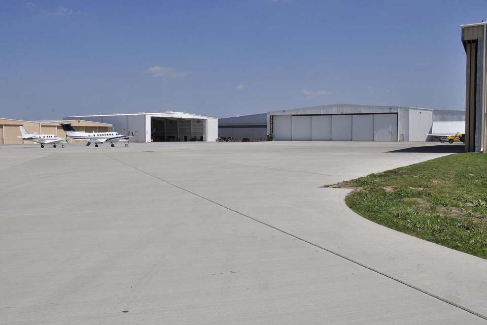 Meacham International Airport5