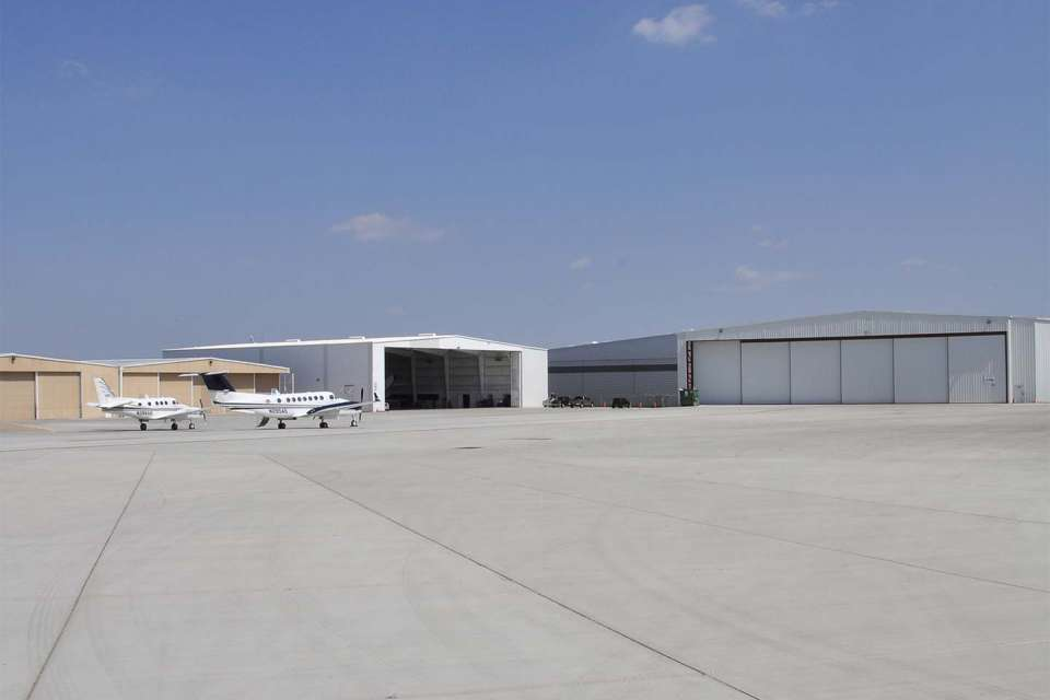 Meacham International Airport6