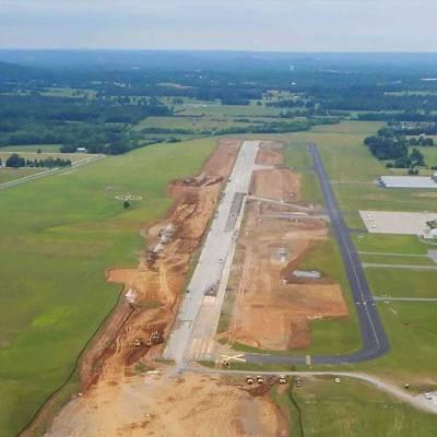 SYI Shelbyville Municipal Runway Reconstruction 1