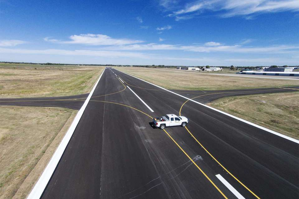 Strother Field Runway 17 35 5