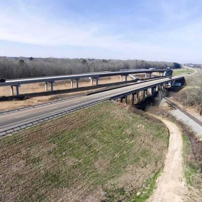 Interstate 20 Eastbound Lanes Photo3