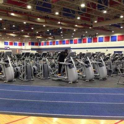 Fort Polk's Wheelock Fitness Center Gets Renovation