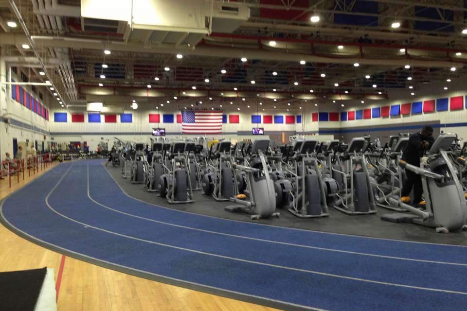 Fort Polk's Wheelock Fitness Center Gets Renovation