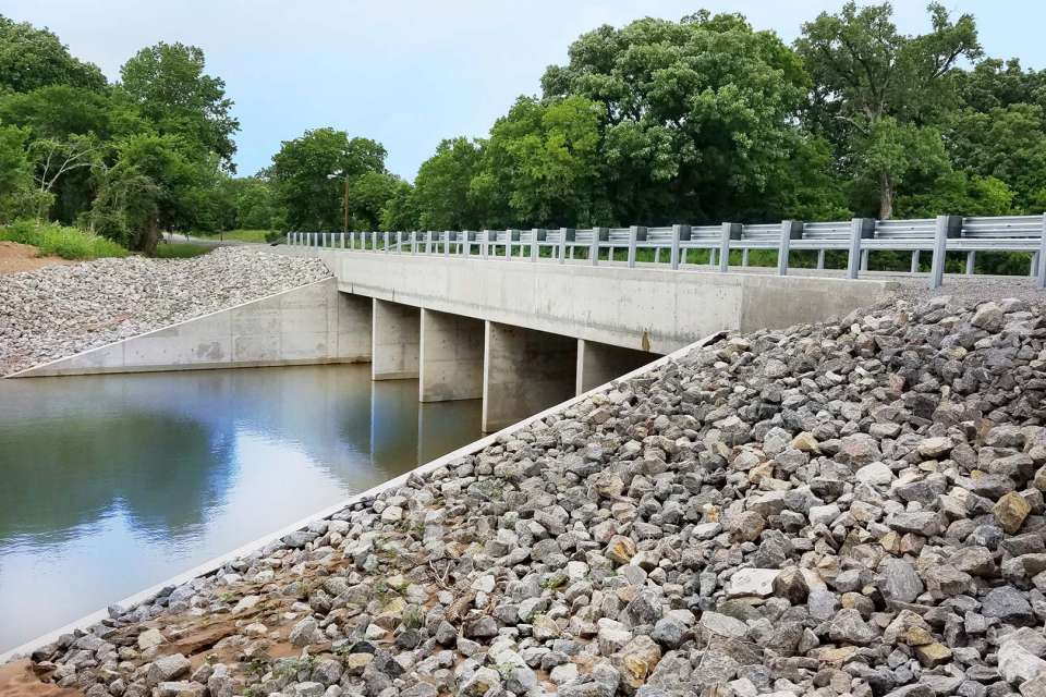 Fort Sill Low Water Crossing