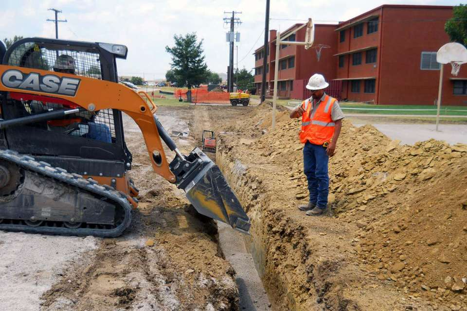 Ft Still Water And Wastewater Improvements 4