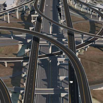 I-35 Northeast Expansion Project for TxDOT