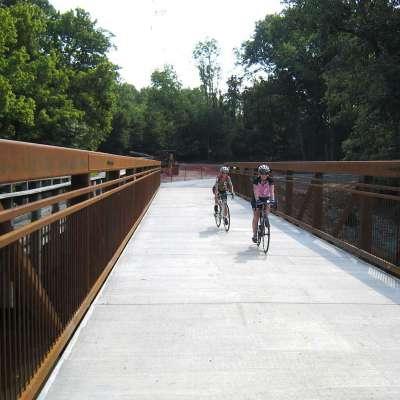 Shillcott Bayou Pedestrian Bridge