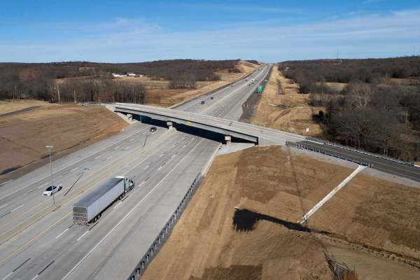 OTA Driving Forward  Turner Turnpike Expansion