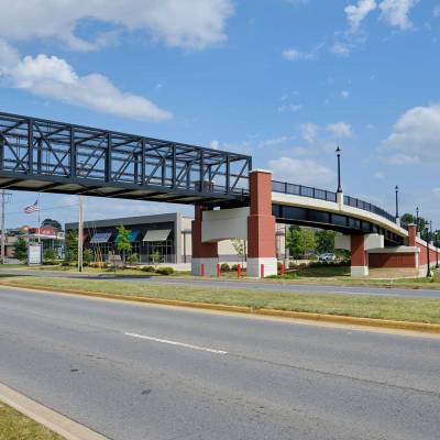 City Of Conway Dave Ward Drive Pedestrian Overpass 5