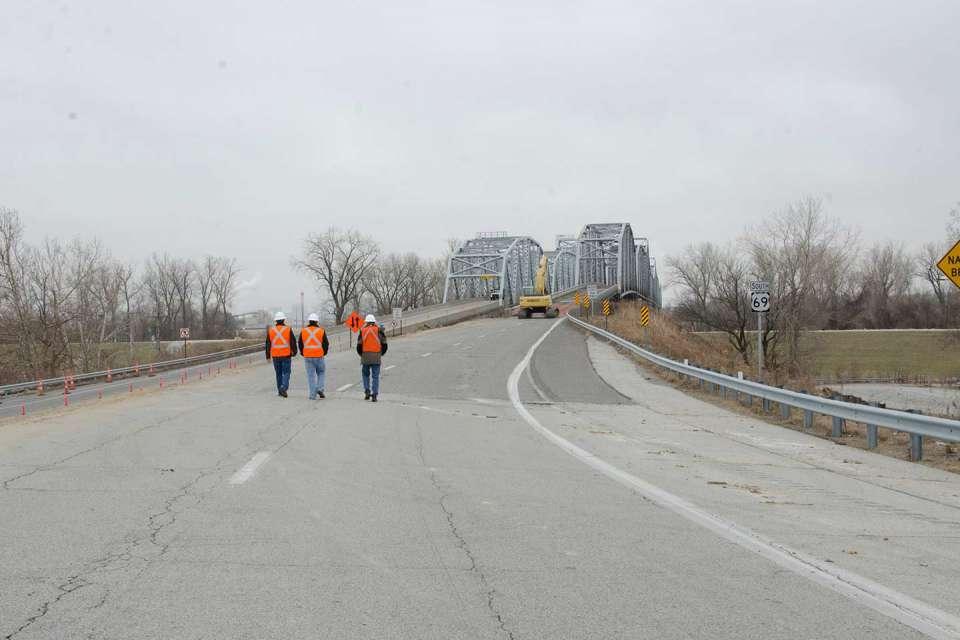 Fairfax Bridge Design-Build Project