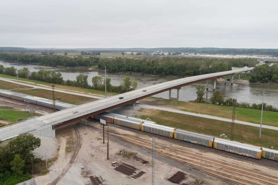 Fairfax Bridge Design Build Project 1