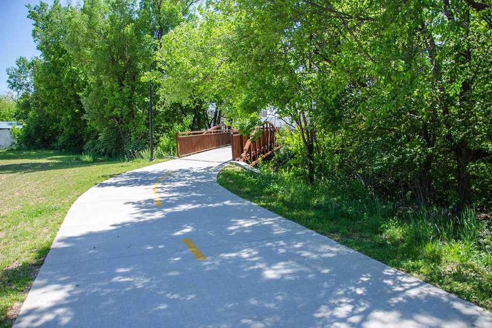 Frisco Trail, Fayetteville Arkansas