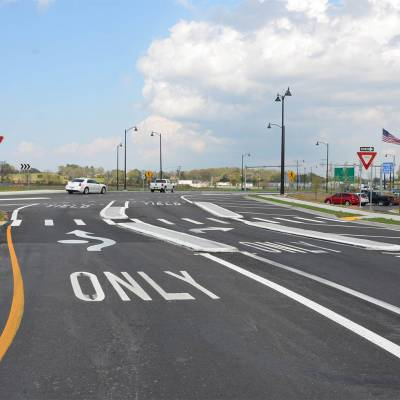 Highway 286 widening and interchange improvements