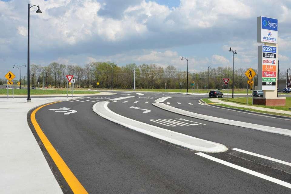Highway 286 widening and interchange improvements
