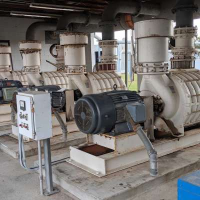 Bay City Water System and WWTP Evaluation