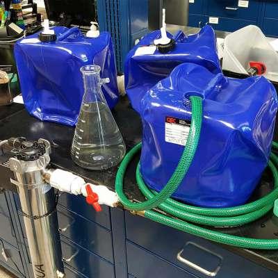 Optimizing UV-AOP of Reuse Waters