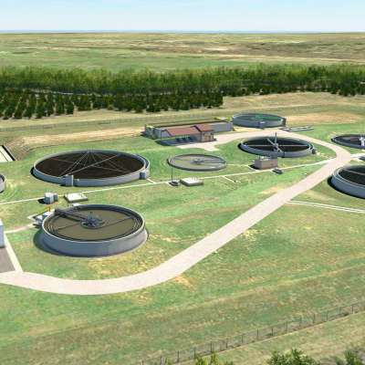 Terrell WTP and WWTP Funding Assistance