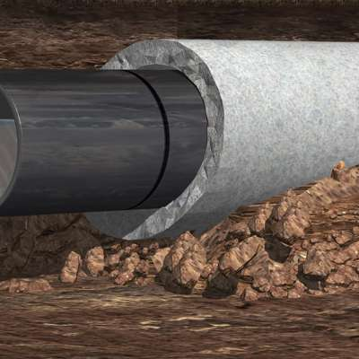 Abandoned Pipeline Saves City Millions