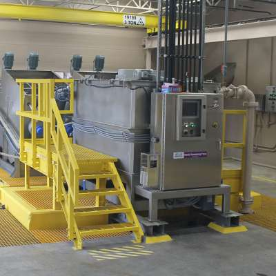 Bentonville WWTP Solids Improvements