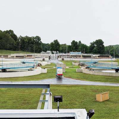Mountain Home WWTP Improvements