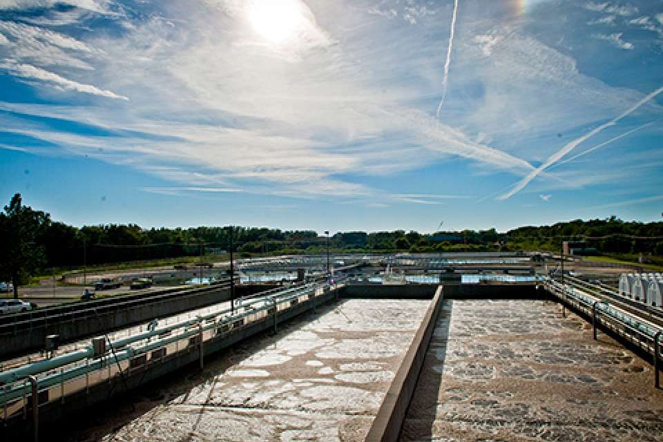 Energy Optimization Upgrade of Water Reclamation System