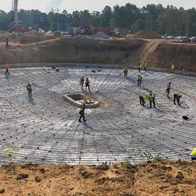 Conroe Central WWTP Construction Management