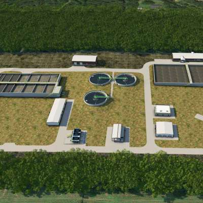 Conroe Central WWTP