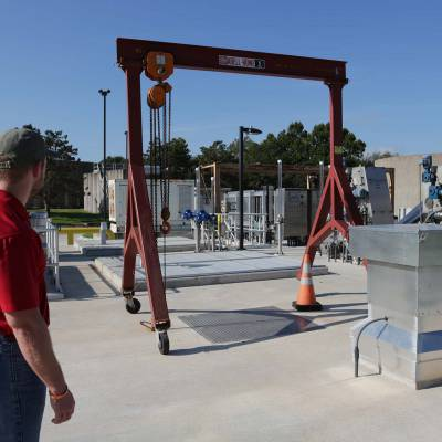 Del City Wastewater Treatment Plant Upgrades 3