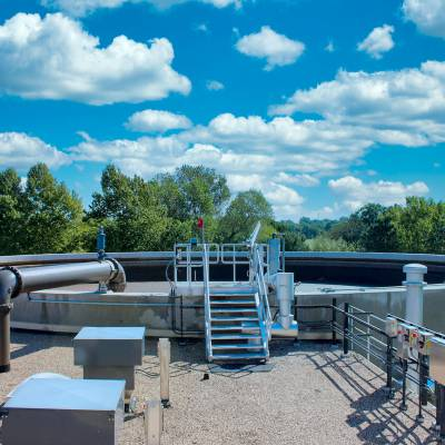 Del City Wastewater Treatment Plant Upgrades 5