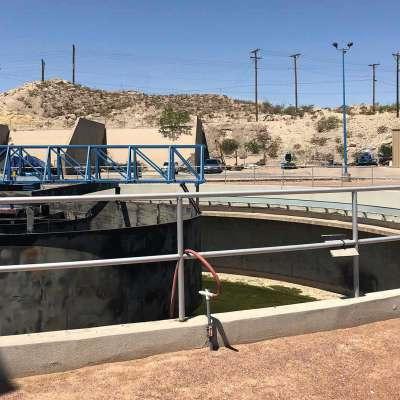 El Paso WRP Rehabilitation