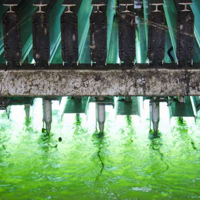 Fort Sill WWTP UV Disinfection