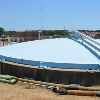 Grace Creek WWTP Solids Improvements