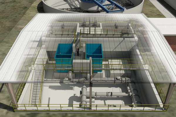 Helena WWTP Nutrient Removal