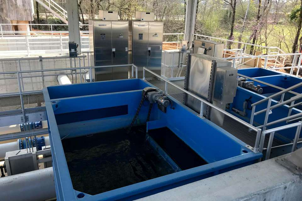 Helena Wwtp Nutrient Removal 2