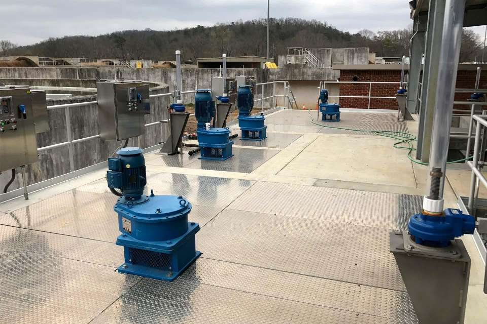 Helena Wwtp Nutrient Removal 6
