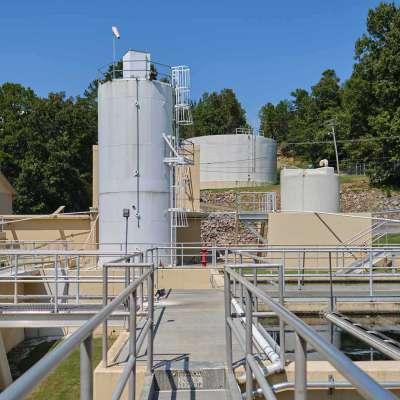 Russellville WTP CMAR Improvements