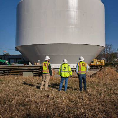 Russellville City Corporation Industrial Area Tank 2